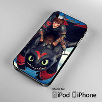 Toothless from How to train your Dragon 2 Handmade Custom case for iPhone/ iPod and Samsung Galaxy Cases