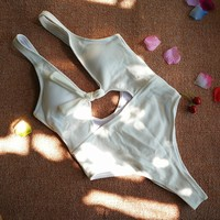 Beach New Arrival Hot Swimsuit Summer Sexy Swimwear Backless Bikini [200325464079]