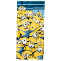 Despicable Me Minions Jam Packed Beach Towel (Yellow)