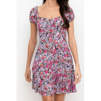 Yumi Kim Mercy Floral Mini Dress