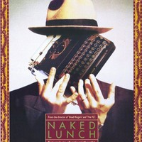 Naked Lunch 27x40 Movie Poster (1992)