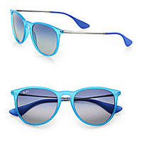 Ray-Ban - Vintage-Inspired Round Sunglasses - Saks Fifth Avenue Mobile