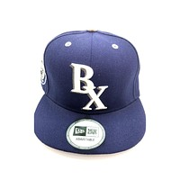 New Era x Secret Society 15th Anniversary BX Sports Snapback Hat Navy Gray