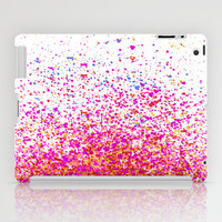 sparkles iPad Case by Marianna Tankelevich