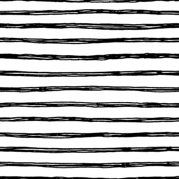 Inked Lines Removable Wallpaper