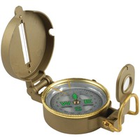 Stansport Lensatic Liquid Compass