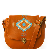 Tucson Embroidered Crossbody