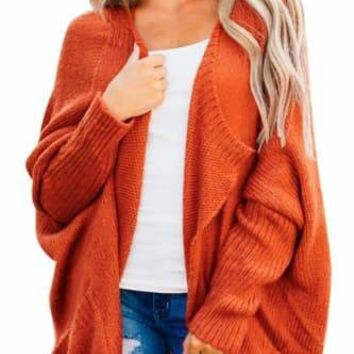 Carly Dolman Sleeve Sweater