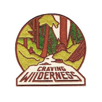 Craving Wilderness Patch