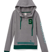 Michigan State University Bling Pullover Hoodie - PINK - Victoria's Secret