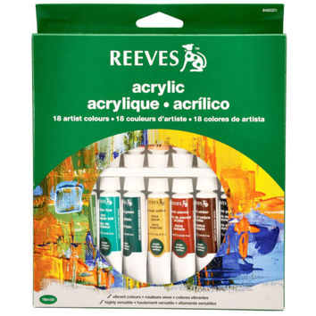 Reeves® Acrylic Color Set