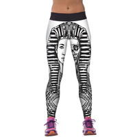 Edgy Egyptian Leggings