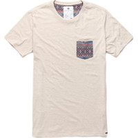 On The Byas Pocket Space Crew Tee at PacSun.com