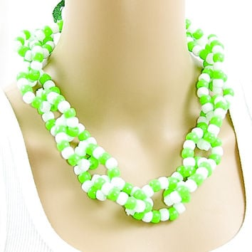 Little Bling St. Patrick Necklace