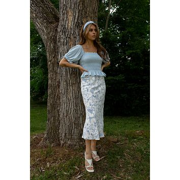 Avalon Toile Skirt