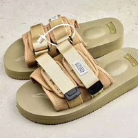 Clot X Suicoke  Nylon Casual Fashion Sandal Slipper Shoes H-PSX