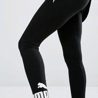 Puma Leggings With Classic Logo