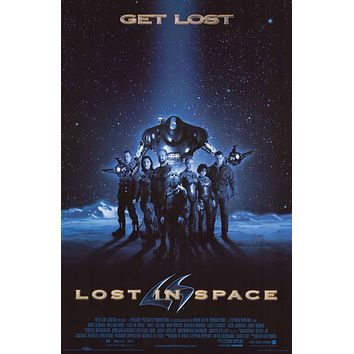 """Lost in Space (1998) Movie Poster (23""""x35"""")"""