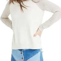 Madewell Crossback Sweater | Nordstrom