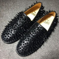 DCCK2 Cl Christian Louboutin Flat Style #746