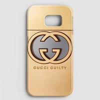 Gold Gucci Samsung Galaxy S7 Edge Case