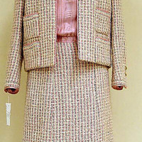 Suit by Chanel-ca.1965
