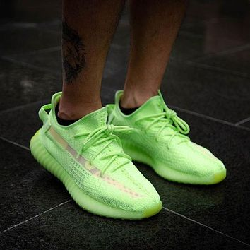 Free shipping-Adidas Yeezy Boost 350 V2 casual men's and women's sneakers