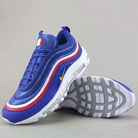 Trendsetter Nike Air Max 97  Fashion Casual  Sneakers Sport Shoes
