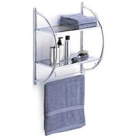 Walmart: Neu Home 2-Tier Shelf with Towel Bars