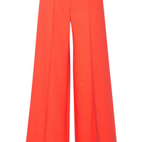 Milly - Cady wide-leg pants