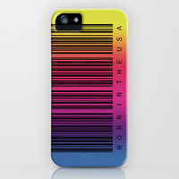 born in the usa o1 iPhone & iPod Case by findsFUNDSTUECKE