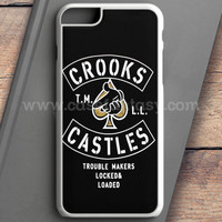 Crooks Castles Air Gun Spades iPhone 6 Plus Case | casefantasy