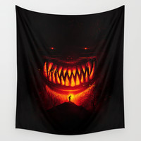 There's No Other Way Wall Tapestry by Nicebleed