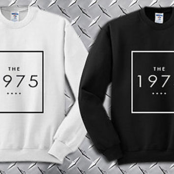 The1975 Custom Crewneck Sweatshirt for Unisex adult made by USA