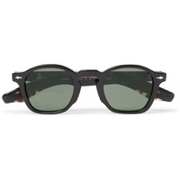 Jacques Marie Mage - Zephirin Round-Frame Acetate Sunglasses