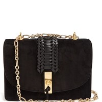 Ghianda braided-leather suede shoulder bag | Altuzarra | MATCHESFASHION.COM UK