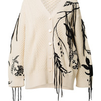 Floral Fun Embroidered Cardigan | Moda Operandi