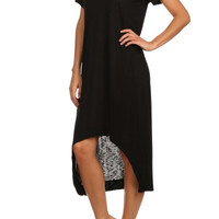 High Low TShirt Dress