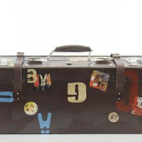 Vintage Suitcase Hancrafted Vases & Accents