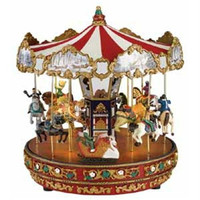 Christmas Carousel - Animated