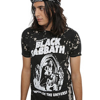 Black Sabbath Symptom Of The Universe T-Shirt