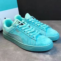 Tagre™ Puma x Diamond Women Fashion Old Skool Sneakers Sport Shoes