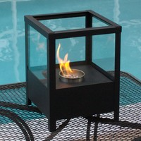 Bluworld Sparo Tabletop Bio Ethanol Fuel Fireplace