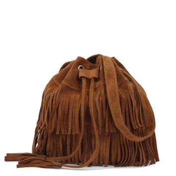 Distant Lover Tassel Bag