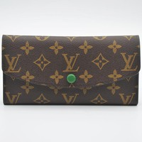 LV Fashion Long Wallet