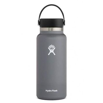 32 oz Wide Mouth Hydro Flask - Stone