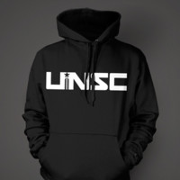 Halo 4 UNSC Logo Official Hoodie