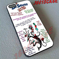 dr seuss quote 2 36015case For iphone 4/4s, iphone 5/5s,iphone 5c, samsung s3 i9300 case, samsung s4 i9500 case