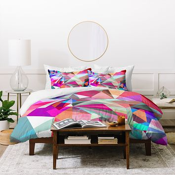 Mareike Boehmer Colorflash 5XY Duvet Cover