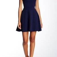 Love...Ady | Textured Fit & Flare Dress | Nordstrom Rack